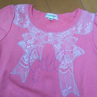 ジルスチュアートニューヨーク(JILLSTUART NEWYORK)のジルスチュアート120 リボン刺繍(ワンピース)