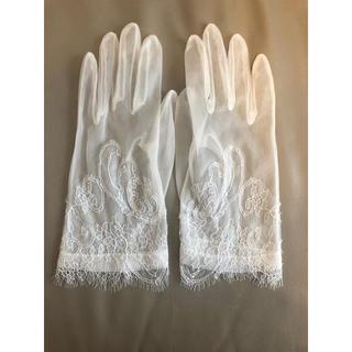 ヴェラウォン(Vera Wang)のウェディンググローブ ショート(手袋)