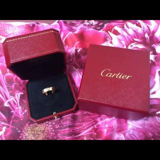 カルティエ(Cartier)のcartier ❤︎ ラブリング 3P(リング(指輪))