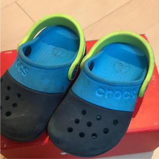 クロックス(crocs)のクロックス☆サイズ7(サンダル)