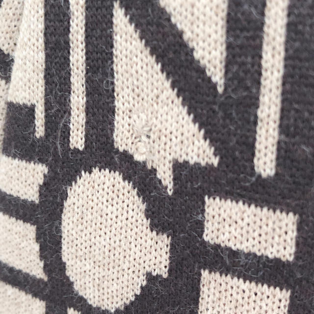 celine(セリーヌ)の【確認用②】CELINE やまとなでしこニットスカート レディースのスカート(ひざ丈スカート)の商品写真