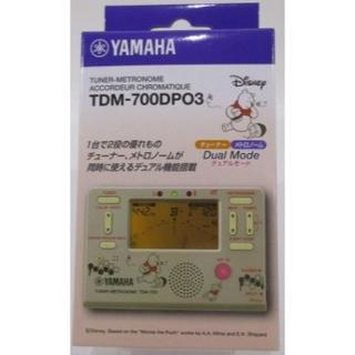 新品未使用 TDM-700DPO3 YAMAHA チューナーメトロノーム ヤマハ(その他)