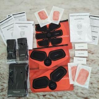 シックスパッド(SIXPAD)のSIXPAD シックスパッド アブズ&ツインボディセット (トレーニング用品)