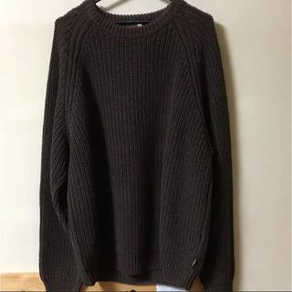 ウールリッチ(WOOLRICH)のニットセーター(ニット/セーター)