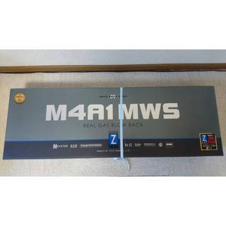 新品未使用 M4A1 MWS 送料込み 東京マルイ(ガスガン)