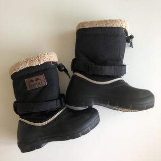 子供*スノーブーツ*サイズ18センチ(ブーツ)