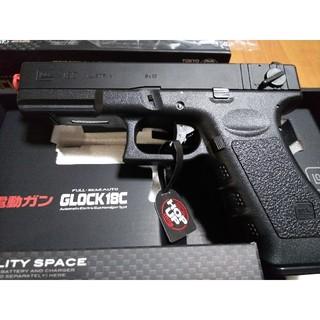 マルイ(マルイ)の新品:マルイ 電動 GLOCK18C (電動ガン)