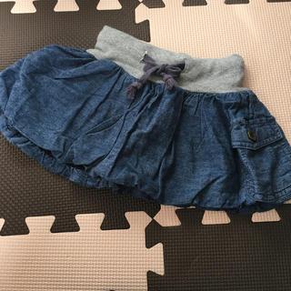 ☆ デニムバルーンスカート(スカート)
