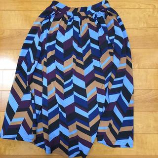 スプレイ(SpRay)のスカート spray(ひざ丈スカート)