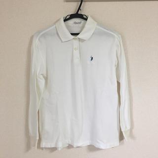 ポロクラブ(Polo Club)のROYAL POLO SPORTS CLUB ポロスポーツ 長袖 ポロシャツ M(ポロシャツ)