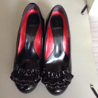 ケイカ(KEiKA)のKEIKA靴  エナメル 23センチ(ハイヒール/パンプス)