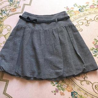 トゥービーシック(TO BE CHIC)のTO BE CHIC♡バルーンスカート(ひざ丈スカート)