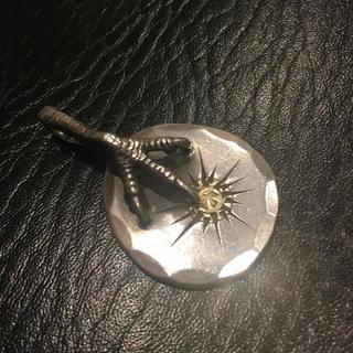 ゴローズ(goro's)のゴローズ  銀爪付き中タタキ タタキ(ネックレス)