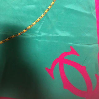 カルティエ(Cartier)のカルチィエ 大判スカーフ(バンダナ/スカーフ)