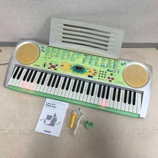 カシオ(CASIO)の全国送料無料!CASIO 光ナビ 61鍵盤 LUCE LK-37(キーボード/シンセサイザー)
