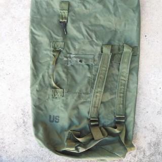 米軍放出品 ダッフルバッグ(個人装備)