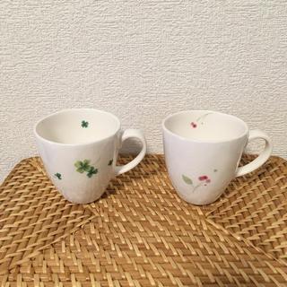 ニッコー(NIKKO)のNIKKO Sui ペアマグカップ 新品未使用(グラス/カップ)