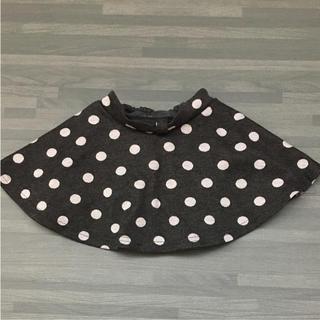 キッズズー(kid's zoo)のkid'szooキッズズーのスカート70(スカート)