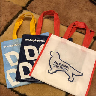 ドッグデプト(DOG DEPT)のDOG DEPTミニバッグセット(その他)