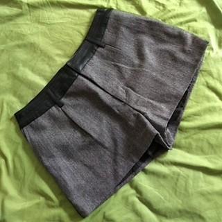 ジーユー(GU)の新品GUツィードショートパンツ(ショートパンツ)