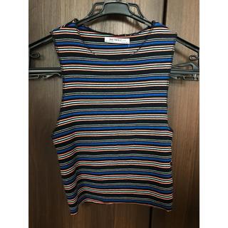 ザラ(ZARA)のZARA / トップス(Tシャツ(半袖/袖なし))