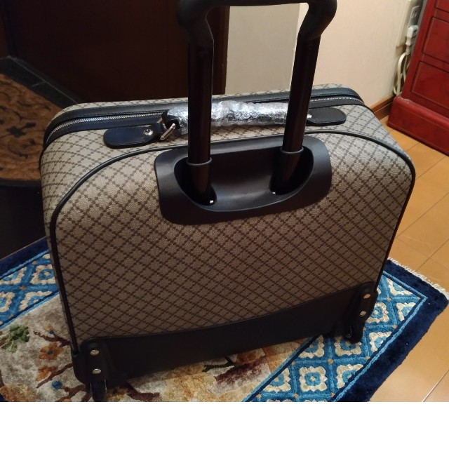 68b3af1165 Gucci(グッチ)のグッチGucci バッグ パイロットスーツケーストロリーキャリー メンズのバッグ