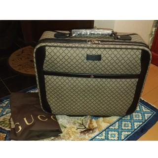グッチ(Gucci)のグッチGucci バッグ パイロットスーツケーストロリーキャリー(トラベルバッグ/スーツケース)