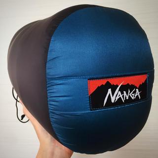 ナンガ(NANGA)のNANGA オーロラ 撥水 ダウン700g(寝袋/寝具)
