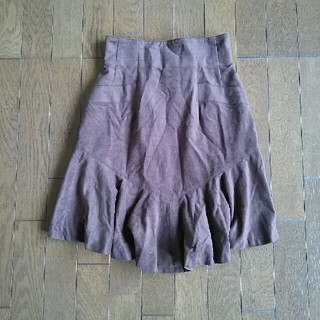 スコット(SCOTT)のSCOT スカート(ひざ丈スカート)