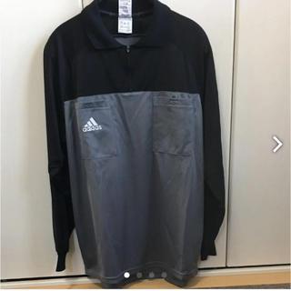 adidas - adidas サッカー レフリーシャツ  長袖