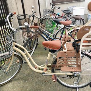 自転車 子供乗せ(自転車)