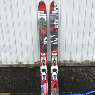 ケーツー(K2)のK2 スキー クンバック 板のみ(板)