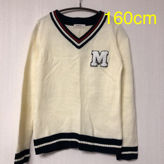 シマムラ(しまむら)のJr. ニット セーター サイズ160cm アルジー レピピ シスタージェニー(ニット)