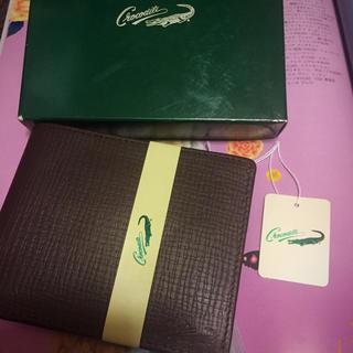 クロコダイル(Crocodile)のクロコダイル 二つ折り財布(折り財布)