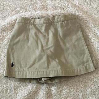 ラルフローレン(Ralph Lauren)のラルフローレン キュロットスカート(スカート)
