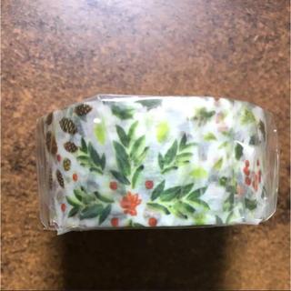 エムティー(mt)のマスキングテープ (新品) #627 植物パターン 2015 ①(テープ/マスキングテープ)