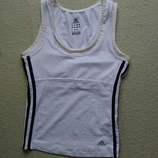 アディダス(adidas)のadidas アディダス トレーニング ノースリーブシャツ(Tシャツ(半袖/袖なし))