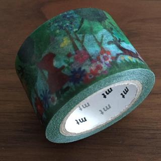 エムティー(mt)のmt 森の奥に誘われて マスキングテープ (テープ/マスキングテープ)