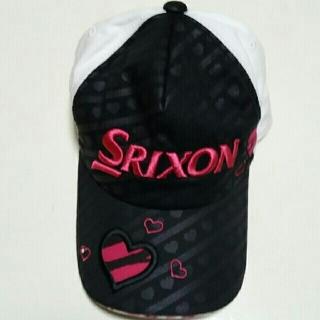 スリクソン(Srixon)のスリクソン レディースゴルフキャップ(キャップ)
