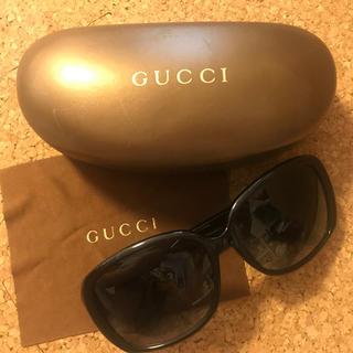 グッチ(Gucci)のケース付 GUCCI サングラス(サングラス/メガネ)