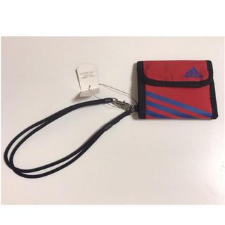 アディダス(adidas)の☆新品タグ付き アディダス コード付き 財布☆(財布)