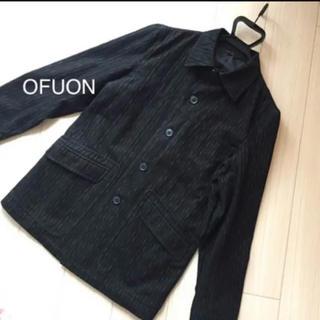 オフオン(OFUON)の未使用  ofuon メンズ コーデュロイ ジャケット(テーラードジャケット)