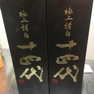 十四代  極上諸白  720ml   6本(日本酒)