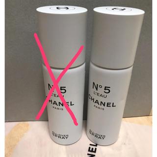 シャネル(CHANEL)のシャネル No.5 ローオールオーバースプレー ヘア&ボディミスト 1本(その他)