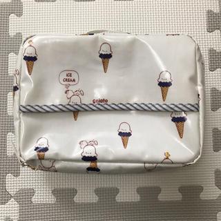 ジェラートピケ(gelato pique)の完売品*ジェラートピケ おむつケース(ベビーおむつバッグ)