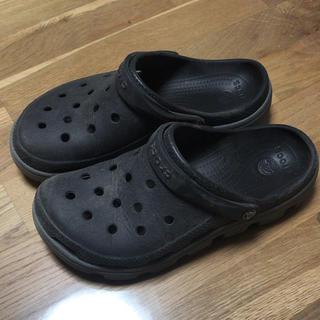 クロックス(crocs)のクロックス w11サイズ (サンダル)