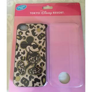 ディズニー(Disney)のスマートフォンケース iphone5対応(iPhoneケース)