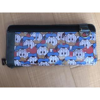 ディズニー(Disney)のドナルドダック*長財布(財布)