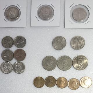 中国古銭 プラス アメリカ古銭(貨幣)
