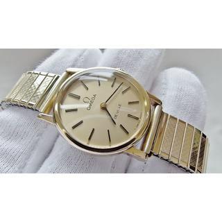 オメガ(OMEGA)のアンティーク OMEGA オメガ 女性用 機械式手巻腕時計 B1782カ(腕時計)